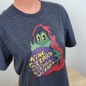 King Gizzard & the Lizard Wizard Shirt